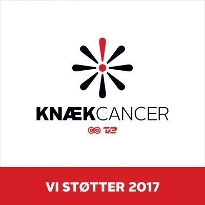 SAK Electric A S støttede i 2017 Knæk Cancer